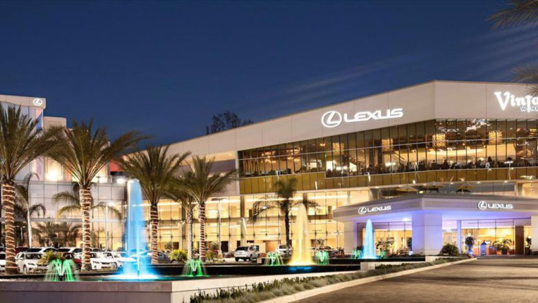 Lexus Escondido Dealership: Sales, Service and The Occasional Wedding