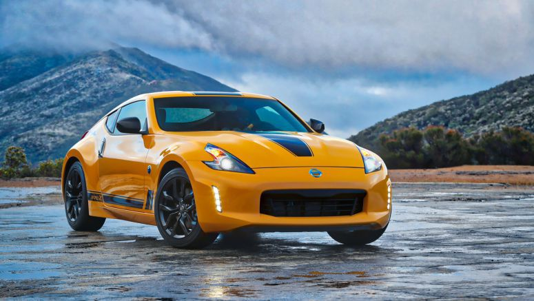 2018 Nissan 370Z Maintains $30,875 Price Point