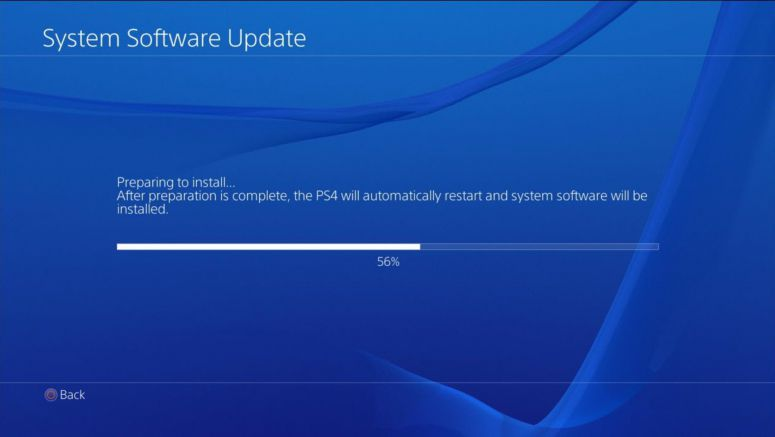 Sony Rolls Out Firmware 4.72 for Its PlayStation 4 Console - Download Now
