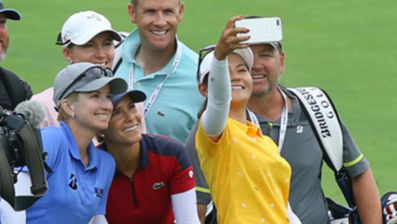 Golf: Miyazato feels she has chance of winning U.S. Women's Open