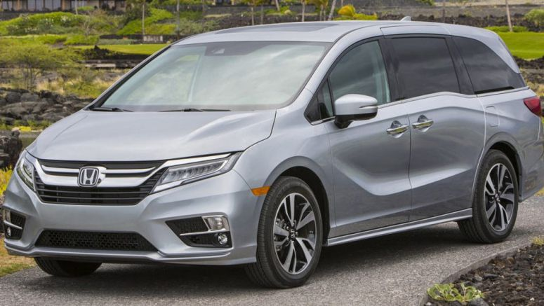 The 2018 Honda Odyssey Accidentally Offered Streaming Porn