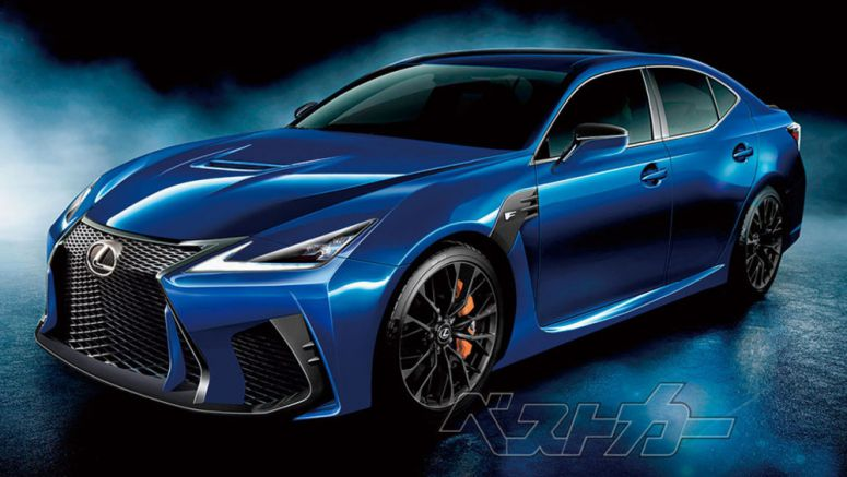 Rumor: Next-Generation Lexus GS F Powered by 4.0L Twin Turbo V8?