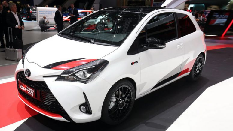 Toyota Yaris GRMN Will Be Limited To 400 Units In Europe