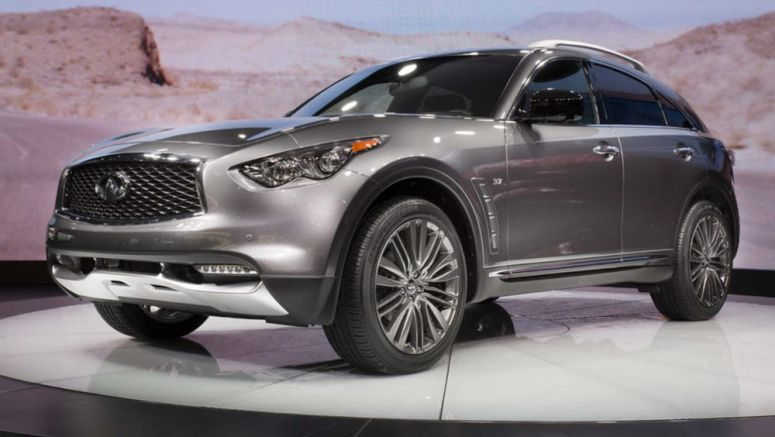 Infiniti Kills Off QX70 Crossover To Focus On QX50