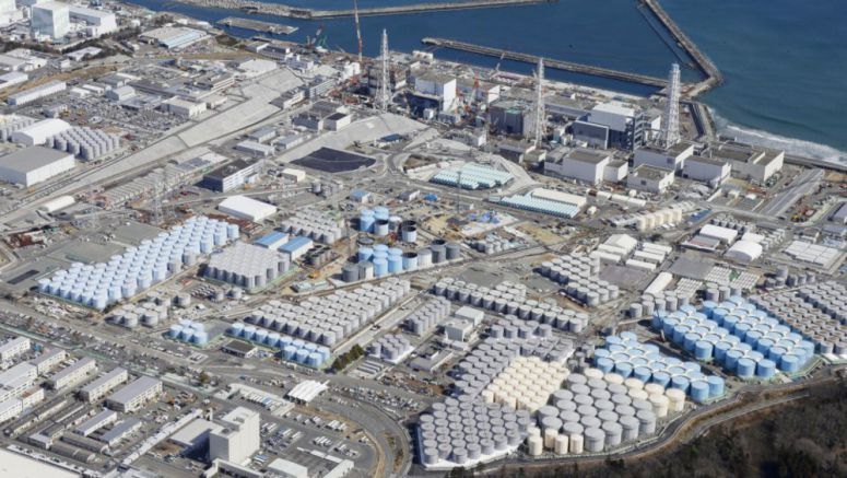 Tepco ready to release radioactive, low-toxic tritium into sea at Fukushima plant