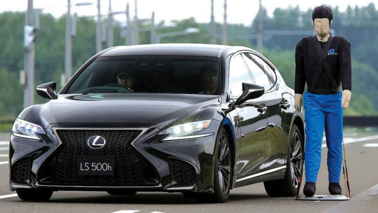 Automated Lexus Vehicles Coming to 2020 Summer Olympics in Japan