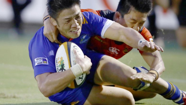 Rugby: NTT Comms dial the right number to beat Toshiba