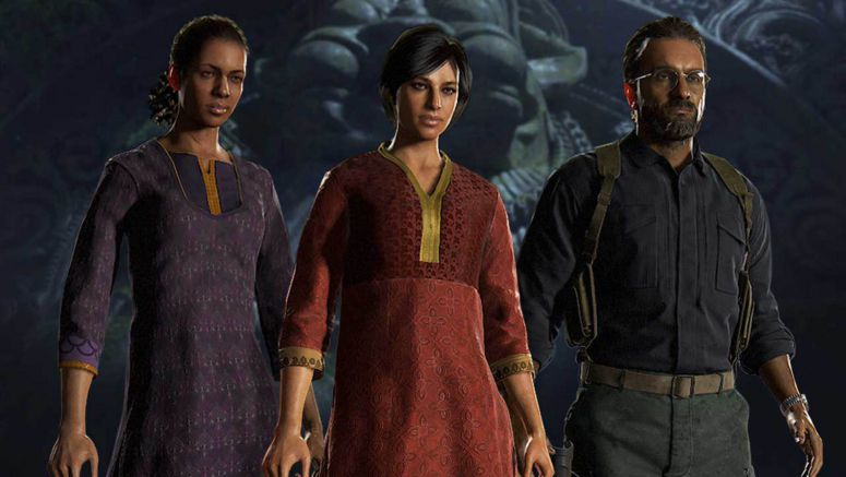Uncharted: The Lost Legacy Update Coming to Uncharted 4 Multiplayer