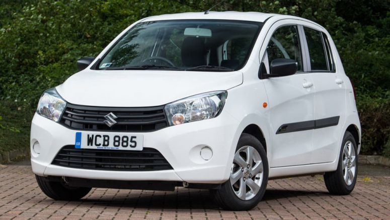 Suzuki Celerio City Brings More Standard Kit To The UK From £7,499