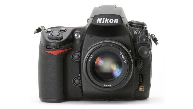 Throwback Thursday: the Nikon D700