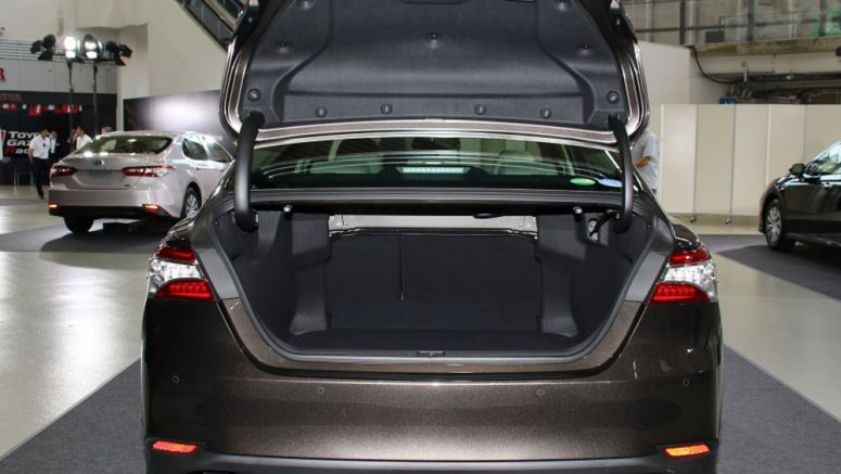 Toyota Expands Luggage Space of 'Camry' by 20%