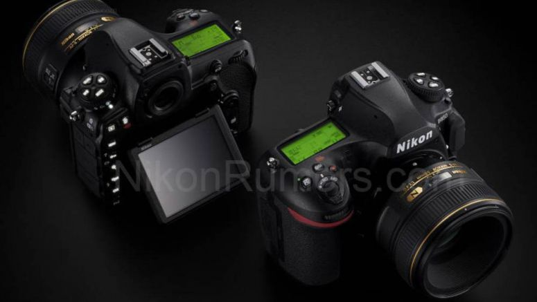 Nikon D850 Rumored To Be The 'Baby' Version Of The D5