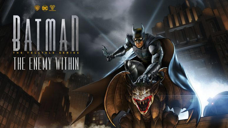 Batman: The Enemy Within Premieres August 8th
