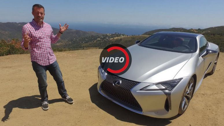 New LC 500 Is Exactly What Lexus Needed Right Now