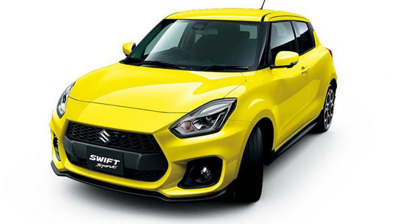 Suzuki Reveals More Of The New Swift Sport Ahead Of Frankfurt
