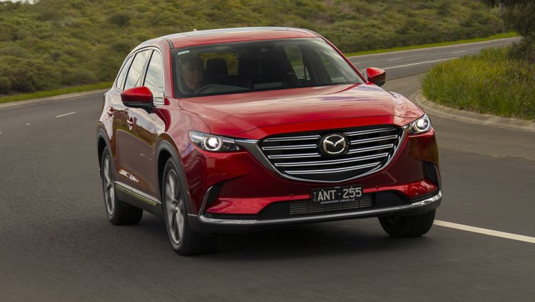 2018 Mazda CX-9 pricing and specsG-Vectoring, pedestrian protection and higher-speed AEB added