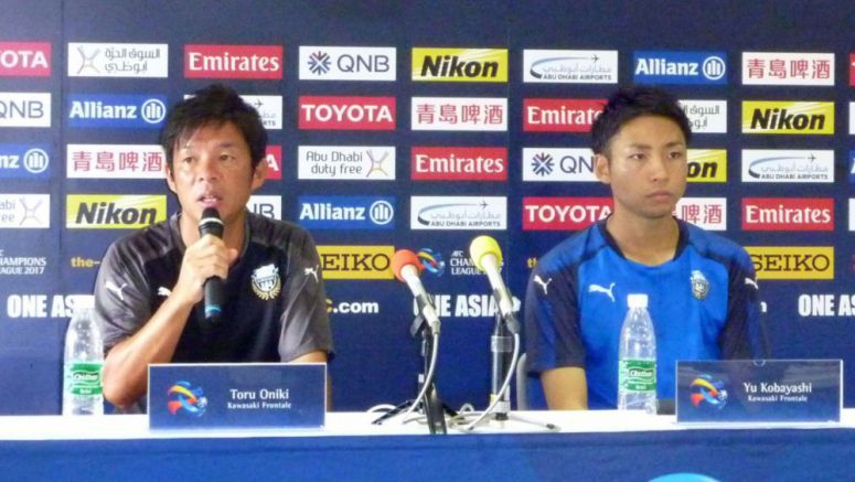 Soccer: Kawasaki boss wary of resurgent Reds ahead of ACL q'final 1st leg