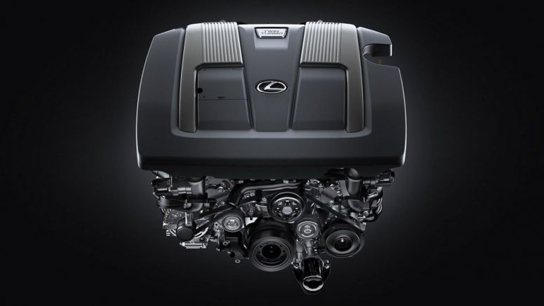 More Rumors on the Lexus Twin-Turbo 4.0L V8 Engine
