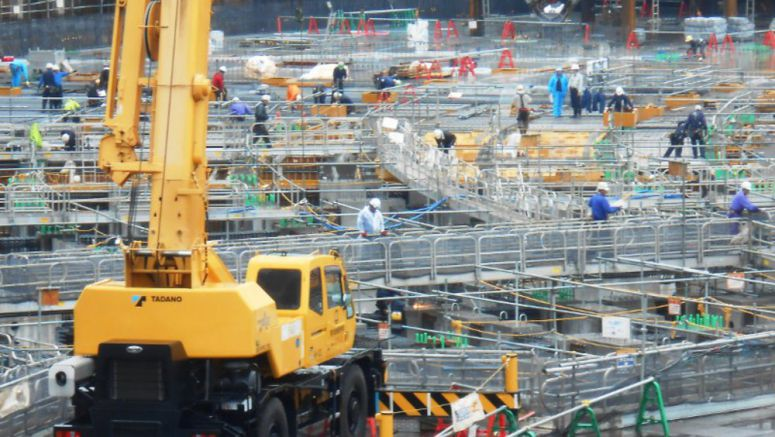 Relentless Tokyo 2020 schedule, labor shortages hitting builders hard