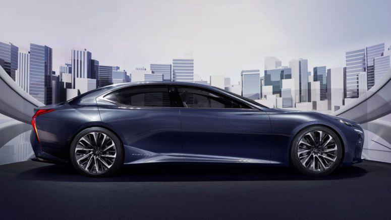 Next-Generation Electric Battery Technology Coming to Lexus?