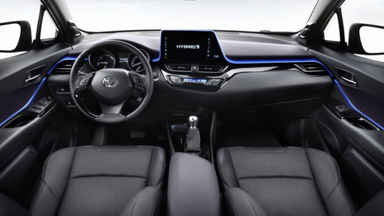 Toyota Patents Device To Catch Items Falling Between Seats