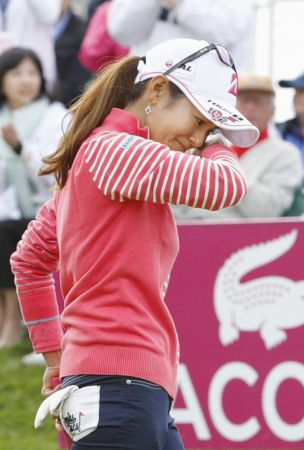 Golf: Miyazato feeling refreshed after finishing 32nd in career finale