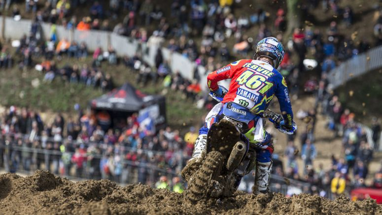 Four Yamaha's Inside the Top-Ten at the 2017 MXGP Grand Finale