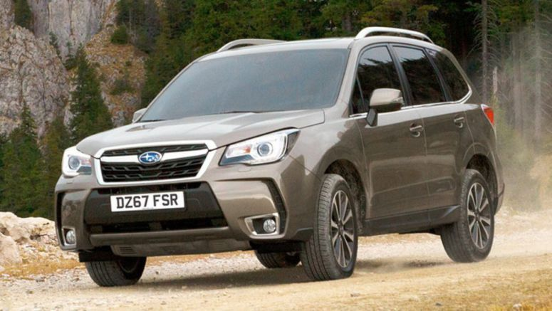 Subaru Forester Is Ready For Winter, Gets Standard EyeSight Tech On Certain Grades