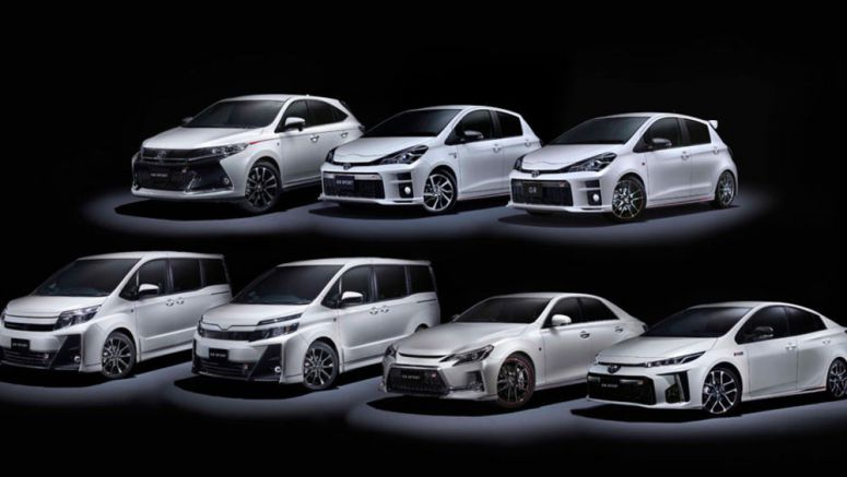 Gazoo! Toyota's Launching A Whole Mess Of GR Performance Models