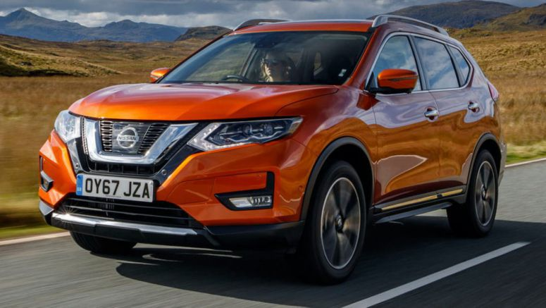 Refreshed 2018 Nissan X-Trail Arrives In The UK, From £23,385 OTR [36 Pics]