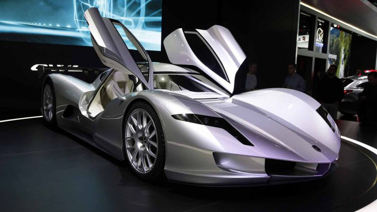 Gallery: Crazy Japanese Hypercar Claims to Be Fastest Accelerating Car in the World