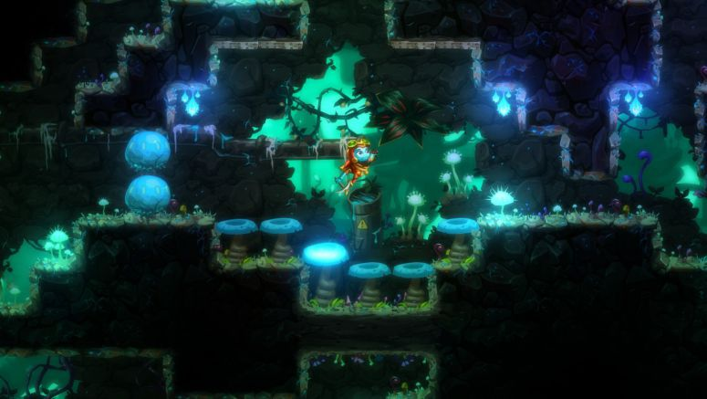 5 New Things To Expect From SteamWorld Dig 2, Coming to PS4 September 26