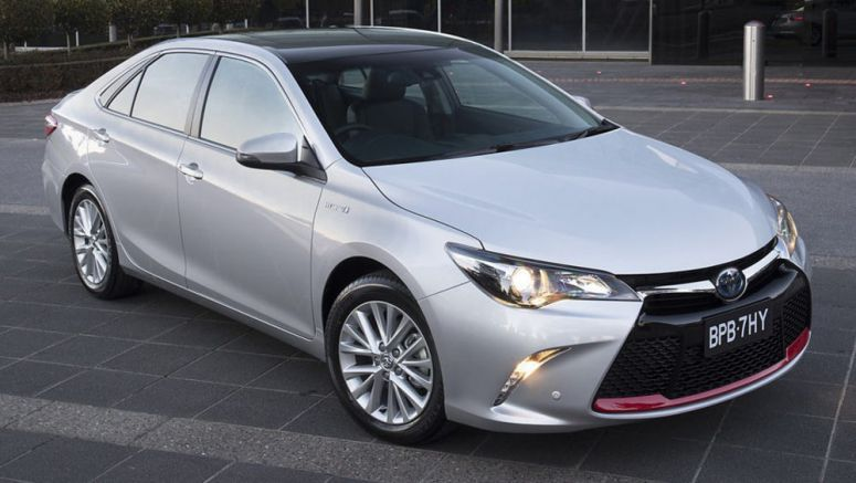 Toyota Marks End Of Aussie Production With Special Edition Camry