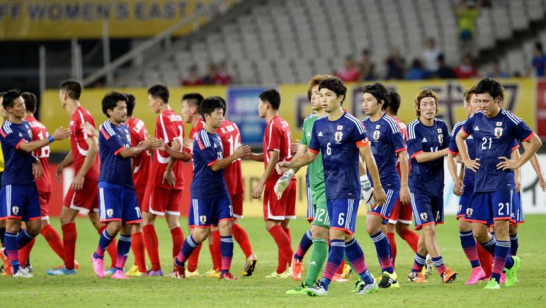 Soccer: Japan to launch East Asian C'ship campaign vs North Korea