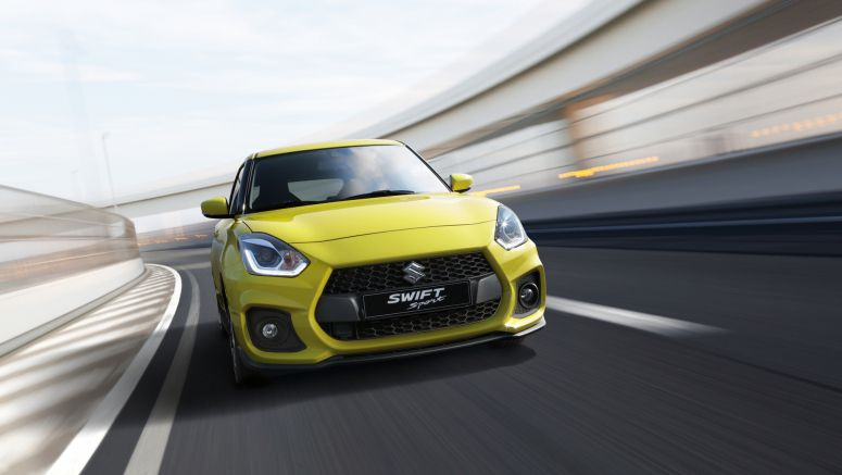 New Suzuki Swift Sport to be lighter and torquier