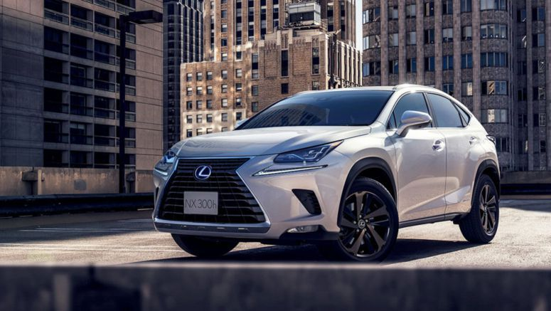 Video Tour of the Updated 2018 Lexus NX