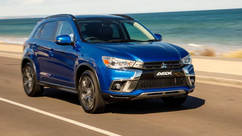 2018 Mitsubishi ASX pricing and specsUpdate brings AEB, new infotainment, tweaked looks
