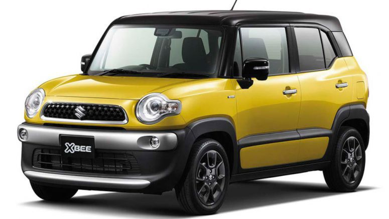 Suzuki Xbee Is Kind Of Like A Mini FJ Cruiser