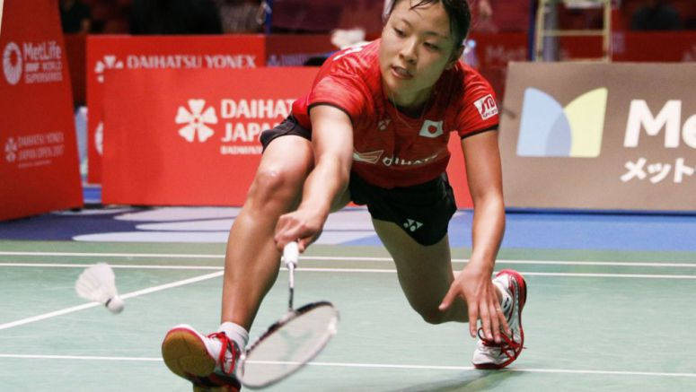 Badminton: Okuhara sets up worlds rematch against Sindhu