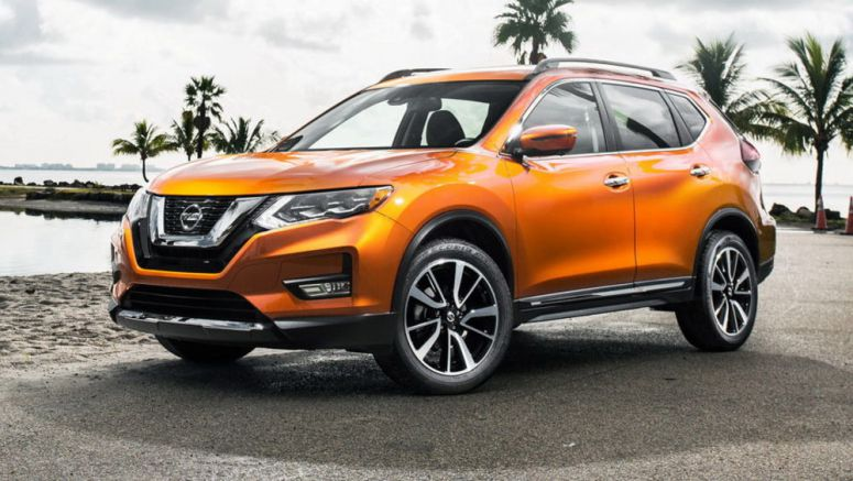 What Camry? Nissan Rogue Outsells Toyota's Sedan Through July