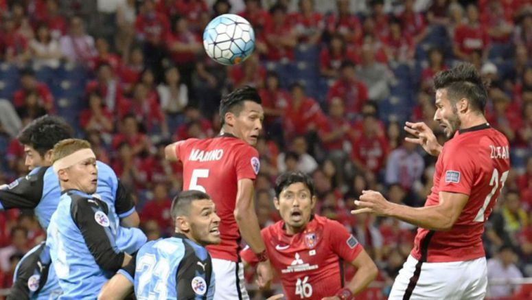 Soccer: Urawa into ACL semis with unlikely 2nd leg win vs Kawasaki