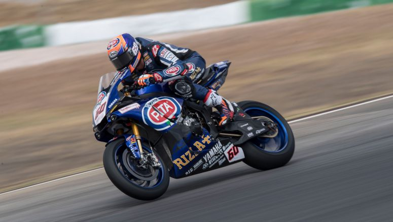 Pata Yamaha Complete Successful Test at Portimao