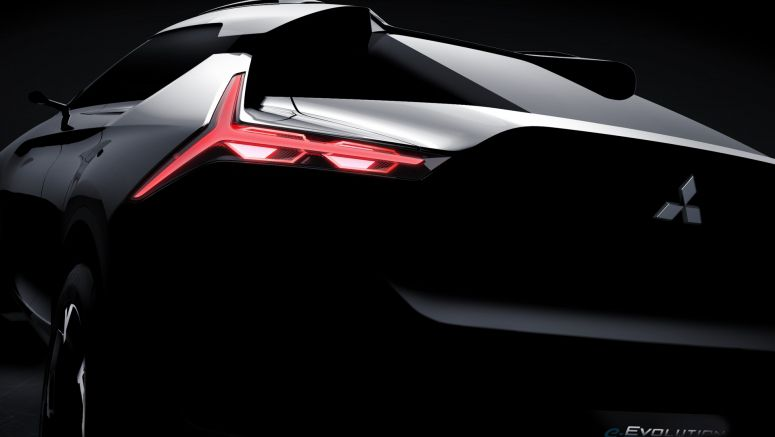 Mitsubishi Evolution nameplate evolves into an electric SUV