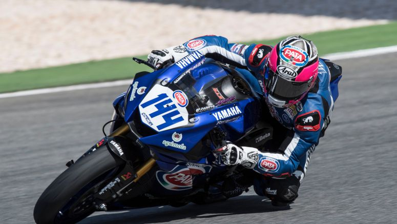 GRT Yamaha Re-Sign Mahias & Caricasulo for 2018