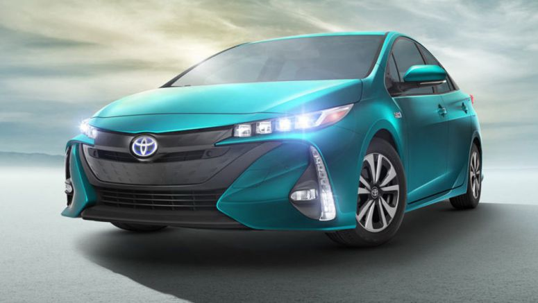 Toyota Prepared For Hydrogen And Electric Future