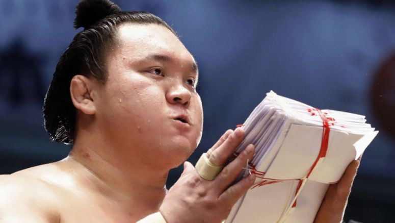 Sumo: Hakuho also withdraws from Autumn tourney, 3rd yokozuna out