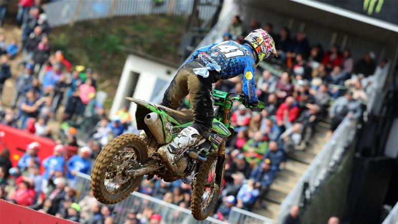 Kawasaki: A Twelfth for Maxime Desprey