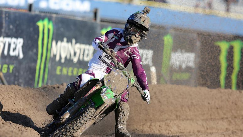 Kawasaki: Livia Lancelot Runner-up in Dutch Sand