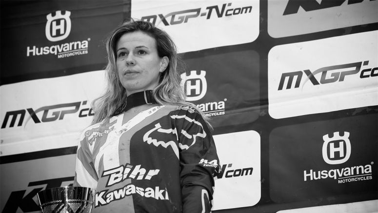 Kawasaki: Livia Lancelot vice World Champion