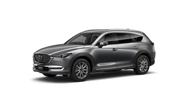 Mazda Taking Pre-Orders for New CX-8 Three-Row Crossover SUV in Japan